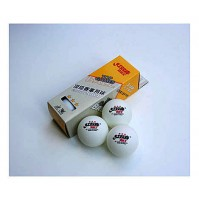 DHS Table Tennis Balls Three Star White x 3 NOW ONLY £1.99 !