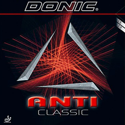 DONIC Anti-Classic Table Tennis Rubber