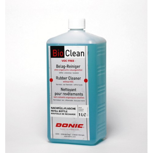 DONIC Bio Clean Table Tennis Bat Rubber Cleaner