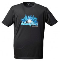 Donic Bluefire Promo Table Tennis T-Shirt Black
