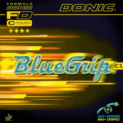 DONIC Bluegrip C1 Table Tennis Rubber