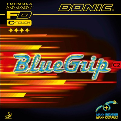 DONIC Bluegrip C2 Table Tennis Rubber