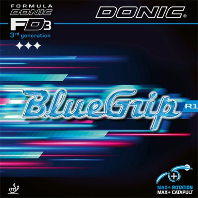 DONIC Bluegrip R1 Table Tennis Rubber
