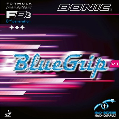 DONIC Bluegrip V1 Table Tennis Rubber