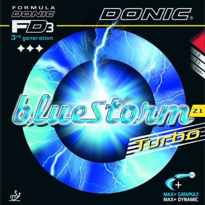 DONIC Bluestorm Z1 Turbo Table Tennis Rubber