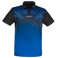 Donic Boost Table Tennis Match Shirt Blue/Black