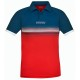 Donic Draft Table Tennis Match Shirt Navy/Red
