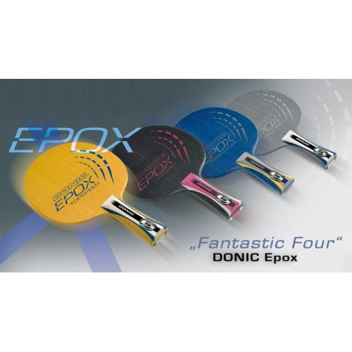 Donic Epox Powerallround Table Tennis Blade