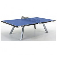 DONIC Galaxy Weatherproof Table Tennis Table Blue