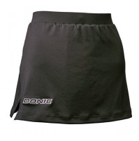 DONIC Ladies Clip Table Tennis Skirt Black