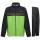 DONIC Laser Table Tennis Tracksuit Black/Lime