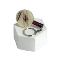 DONIC Ovtcharov Carbospeed Table Tenis Keyring