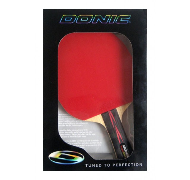 DONIC Persson Powerallround Table Tennis Bat NOW ONLY  £51.99!