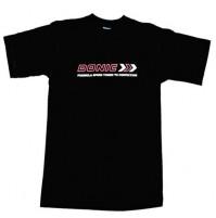 DONIC Table Tennis Training T-Shirt Black NOW £4.99 !