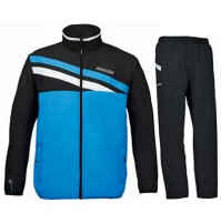 DONIC Raptor Table Tennis Tracksuit Diva Black/Diva Blue