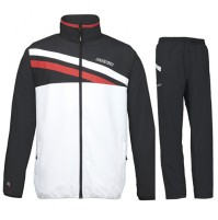 DONIC Raptor Table Tennis Tracksuit Black/White