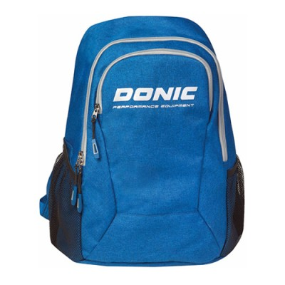 Donic Rhythm Table Tennis Backpack Blue Melange