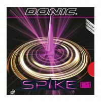 DONIC Spike P1 Table Tennis Rubber Long Pimples-Out
