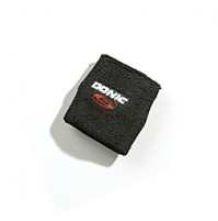 Donic Table Tennis Sports Wrist Band Anthracite