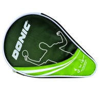 DONIC Waldner Table Tennis Bat Case Single Green