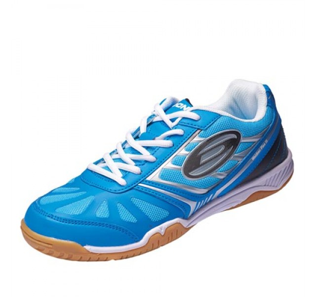 DONIC Waldner Flex III Table Tennis Shoes - Blue