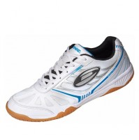 DONIC Waldner Flex III Table Tennis Shoes - White