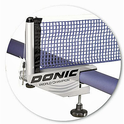 DONIC World Champion Table Tennis Net Set