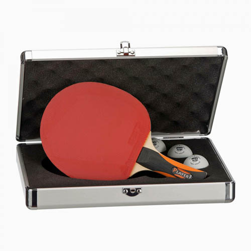 Gewo Aluminium Table Tennis Bat Box Case