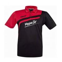 Gewo Hype XT Pro Table Tennis Shirt Black/Red