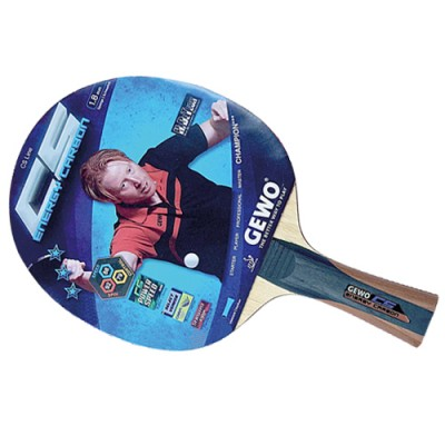 Gewo CS Energy Carbon Table Tennis Bat