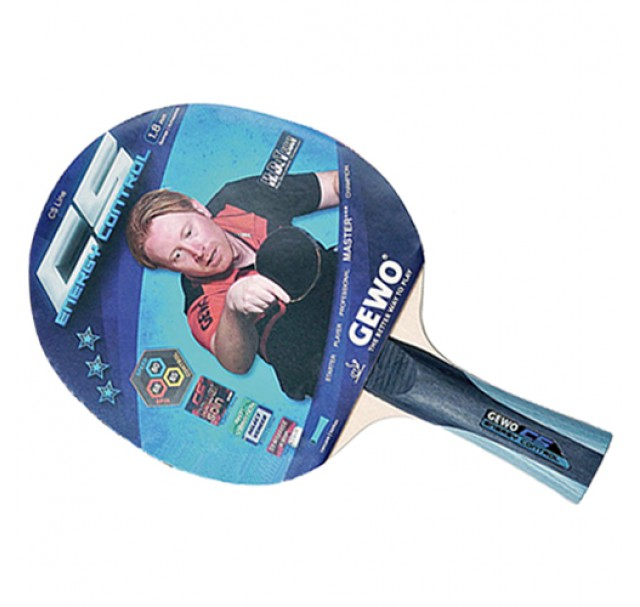 Gewo CS Energy Control Table Tennis Bat