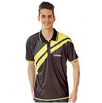 Gewo Drive Table Tennis Shirt Black/Yellow