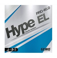 Gewo Hype EL Pro 40.0 Table Tennis Rubber - NEW