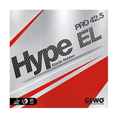 Gewo Hype EL Pro 42.5 Table Tennis Rubber - NEW