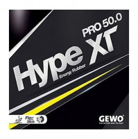 Gewo Hype XT Pro 50.0 Table Tennis Rubber