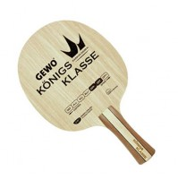 Gewo Königsklasse Karbon Sieben Table Tennis Blade Offensive- NEW