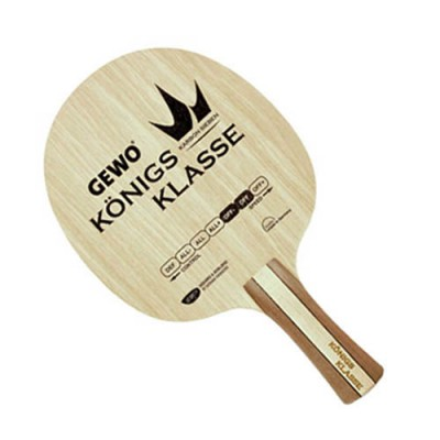 Gewo Königsklasse Karbon Sieben Table Tennis Blade Offensive- NEW