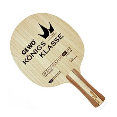 Gewo Königsklasse Table Tennis Blade Offensive NEW