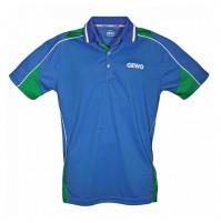 Gewo Leon Table Tennis Shirt Blue/Green