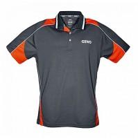 Gewo Leon Table Tennis Shirt Grey/Orange