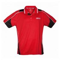 Gewo Leon Table Tennis Shirt Red/Black