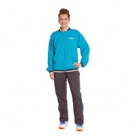 Gewo Mika Table Tennis Tracksuit Blue/Anthracite