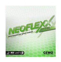 Gewo Neoflexx eFT 40 Table Tennis Rubber NEW