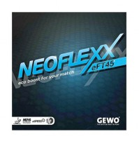Gewo Neoflexx eFT45 Table Tennis Rubber NEW