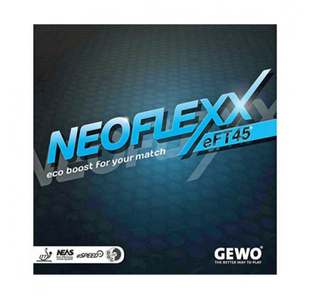 Gewo Neoflexx eFT45 Table Tennis Rubber NEW