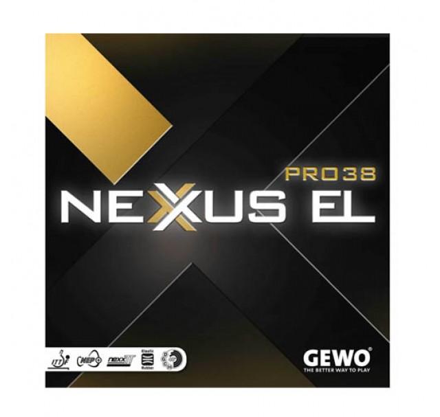 Gewo Nexxus EL Pro 38 Table Tennis Rubber - £35.90 !
