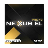 Gewo Nexxus EL Pro 43 Table Tennis Rubber - £35.90 !