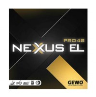 Gewo Nexxus EL Pro 48 Table Tennis Rubber - £35.90 !