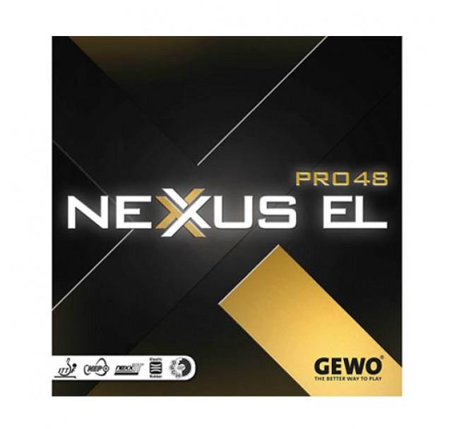 Gewo Nexxus EL Pro 48 Table Tennis Rubber - £35.90 !