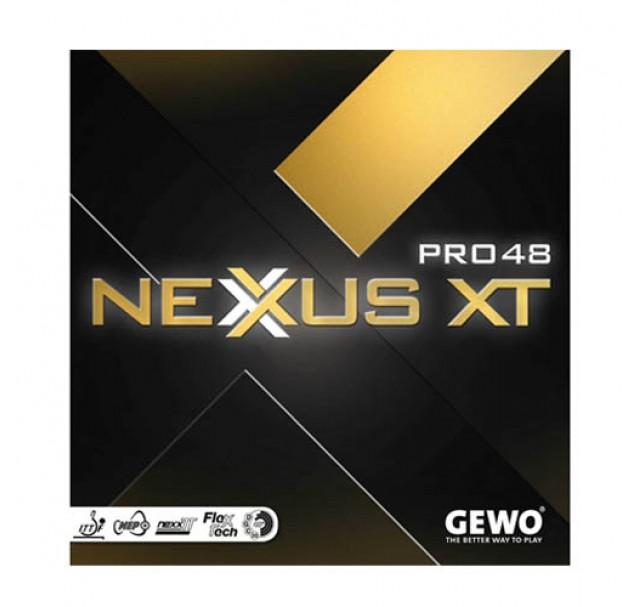 Gewo Nexxus XT Pro 48 Table Tennis Rubber - £36.90 !